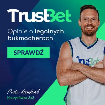 Trustbet - opinie o bukmacherach